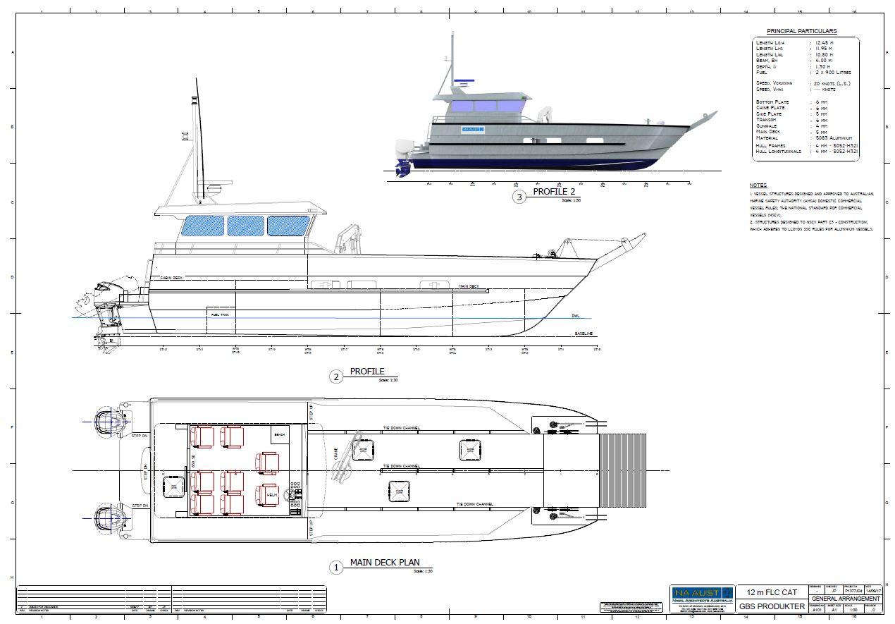Naval Architects Australia