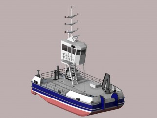 12m Workboat (160804) 02